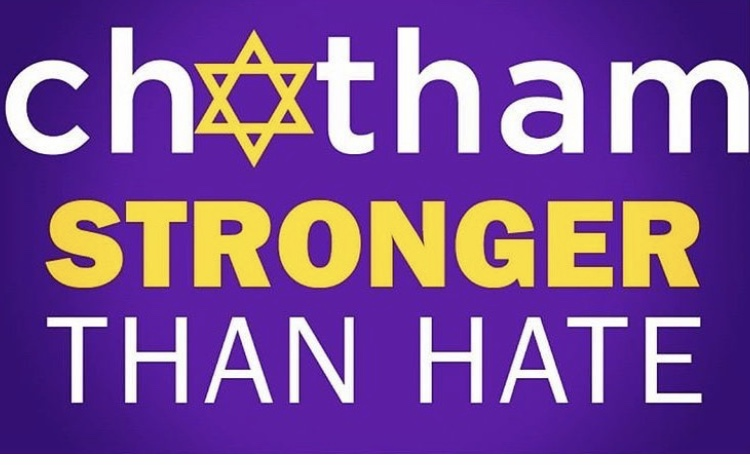 Chatham Stronger Than Hate