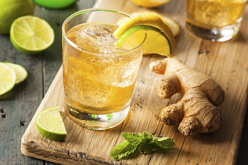 Ginger: From Farm to Whiskey
